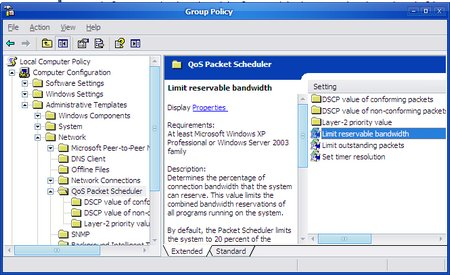 Jendela Group Policy